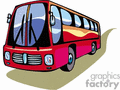 Bus red 2