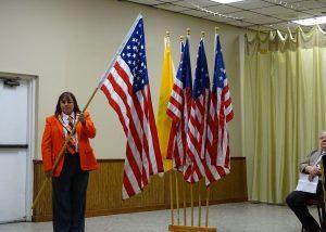 Flag Walk 2